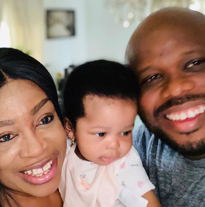 Gospel Singer Sinach Flashes Baby's Face In Cute Photo ...