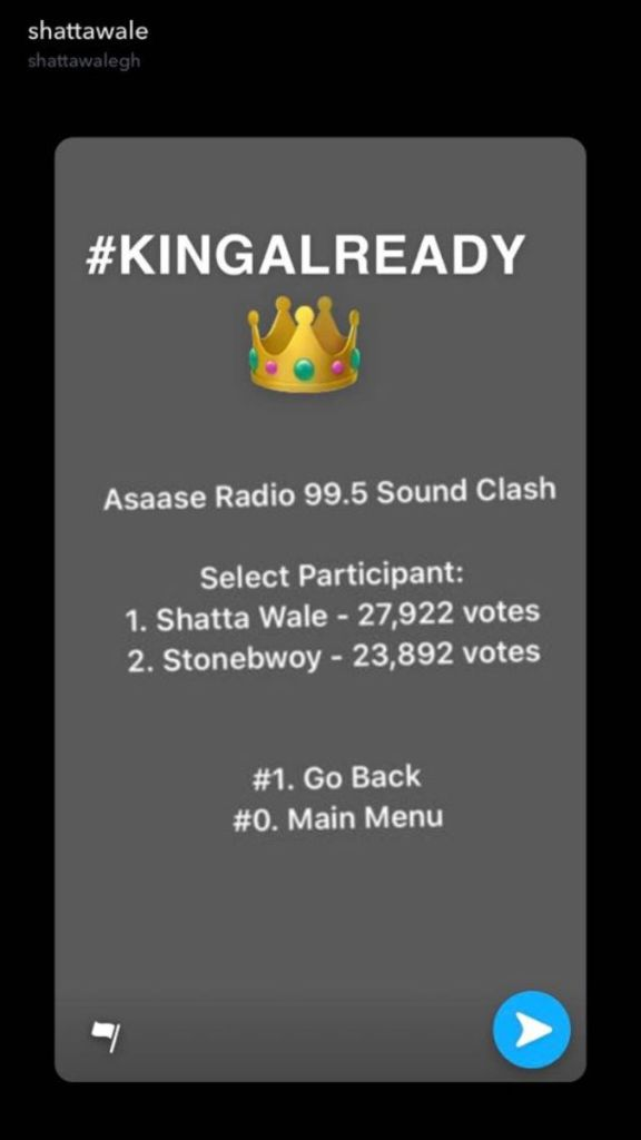 119122378 608427999831287 6862273989892907369 n 1 - Shatta Wale Shockingly Pulls Out of Asaase Sound Clash As he Blasts Stonebwoy for Buying Votes