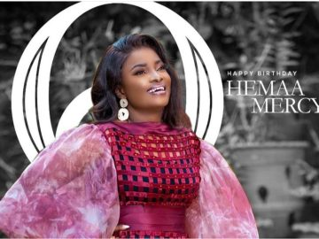 Ohemaa Mercy Shares Hot Photos As She Marks 43rd Birthday