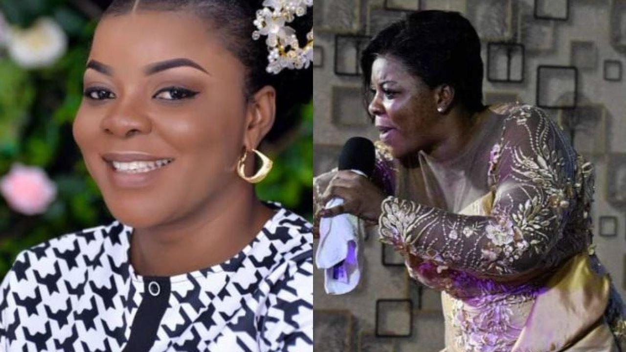 Gloria Kani Has been Deceiving Everyone - Scary No Makeup Photos Of Her Drop - GhanaCelebrities.Com