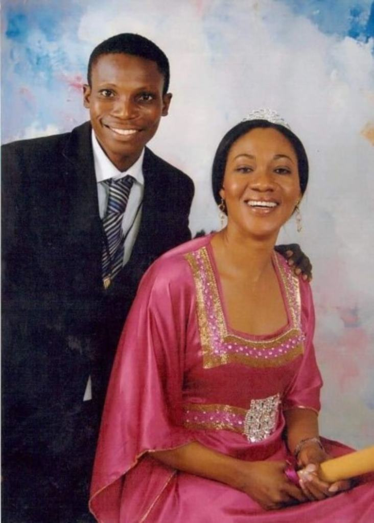 Throwback picture of Jean Mensah and her husband causes stir online (photo) 2