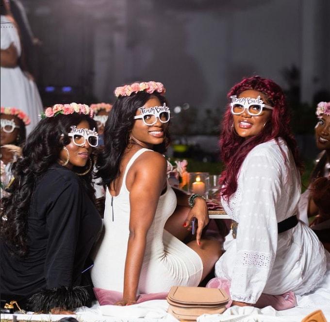 Alleged secret Bridal shower of Yvonne Okoro's wedding surfaces online 1