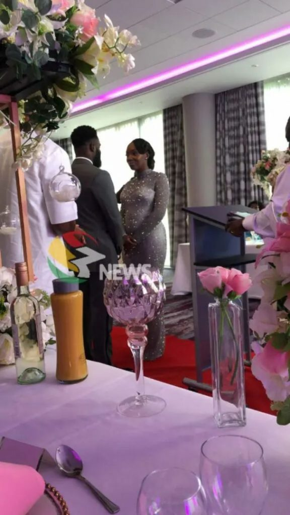 Photos – Atta Mills' Only Son Gets Married in London. 53