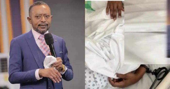 Hey Send Him Back To Jail, Doctor Fires Owusu Bempah for Magically Falling Sick – Photo