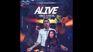 Photo of Vybz Kartel x Kim Kelly – Alive (Rave Riddim)