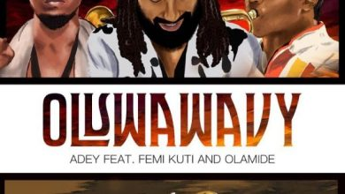 Photo of Adey – Oluwa Wavy ft. Olamide & Femi Kuti