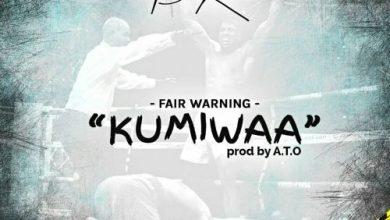 Photo of Paa Kwasi – Fair Warning (Kumiwaa – Kumi Guitar Diss) (Prod By A.TO)