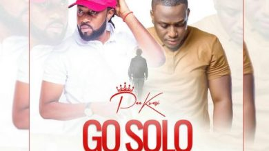 Photo of Paa Kwasi Ft Coded 4X4 – Go Solo (Prod By A.T.O)
