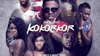 Photo of Black Avenue Muzik Ft. D-Black, S3fa, Wisa, Freda Rhymz, Gage,Kobla Jnr, Nina Ricchie, Osayo – Kokorkor