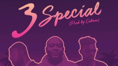 Photo of Cabum x Singlet x Dj Slim – 3 Special (Prod By Cabum)
