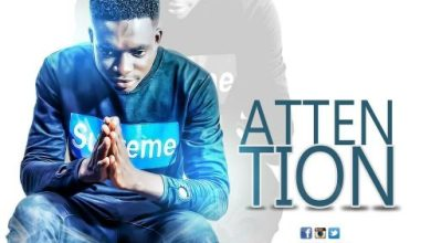 Photo of Download Audio : Vana Jay – Attention (Prod by Elorm Beatz)