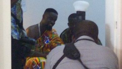 Photo of Pictures From Sarkodie's Traditional Wedding