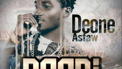 Photo of Download : Deone Asfaw – Daabi (Prod. By SexyBeatz)