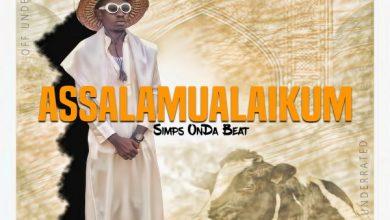 Photo of Nana Kay Jnr – Assalamualaikum (Prod By Simps Onda Beat)