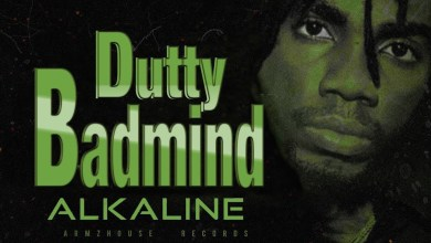 Photo of Download : Alkaline – Dutty Badmind + Lyrics Video (Prod By ArmzHouse Records)