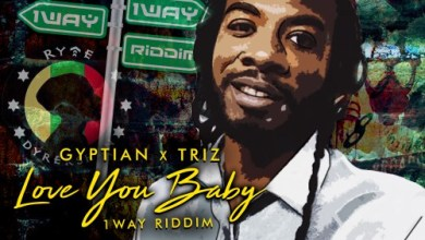 Photo of Download New : Gyptian x Triz – Love You Baby (1Way Riddim)