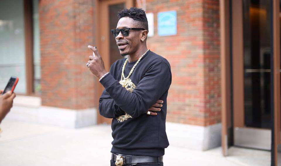 Download New : Shatta Wale – God Is My Witness (Prod By Da Maker)