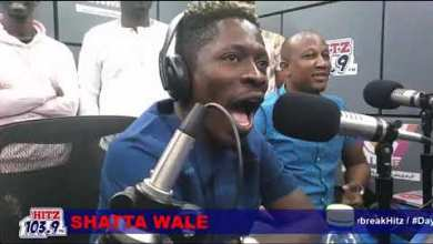 Photo of Shatta Wale On Stonebwoy Again – How can you threaten your own president