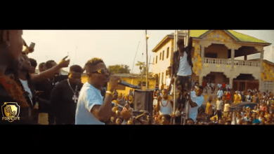 Photo of Shatta Wale – Visits To Amanfrom