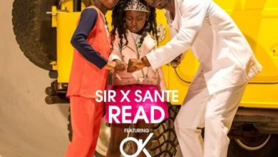 Photo of Download : Sir & Sante x Okyeame Kwame – Read (Prod By Kaywa)