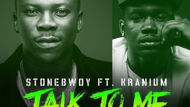 Photo of Download New : Stonebwoy Ft Kranium – Tal (Talk To Me)