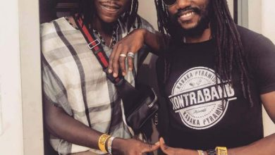 Photo of Stream : Stonebwoy – Suit And Tie Ft Kabaka Pyramid
