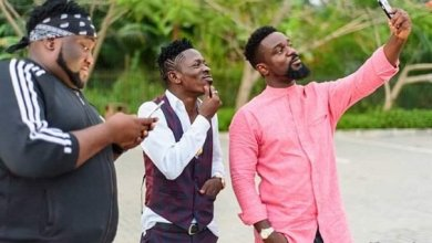 Photo of Sarkodie's Manager Angel Reply Shatta Wale For Calling Sarkodie A Poor Artist