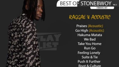 Photo of Download : DJ Lumix – Best of StoneBwoy (Raggae & Acoustic Version)