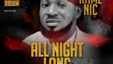Photo of Download : DJ Berry x Ramz Nic – All Night Long (Party Yard Riddim) (Prod By PhutureMix)