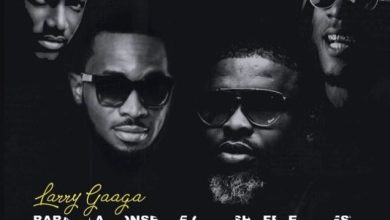 Photo of Video : Larry Gaaga Ft 2Baba x D'banj x Burna Boy – Baba Nla
