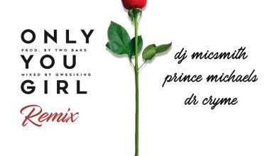 Photo of Download : DJ Micsmith X Prince Michaels X Dr Cryme – Only You Girl Remix (Prod By Two Bars)