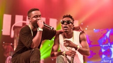 Photo of Sarkodie's Performance At Stonebwoy's Ashiaman Concert – Video Here
