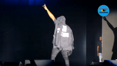 Photo of Sarkodie's first performance after Shatta Wale diss – Watch Video Here