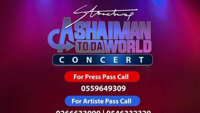 Photo of Stonebwoy's Ashaiman To The World Concert – Artists List To Perform