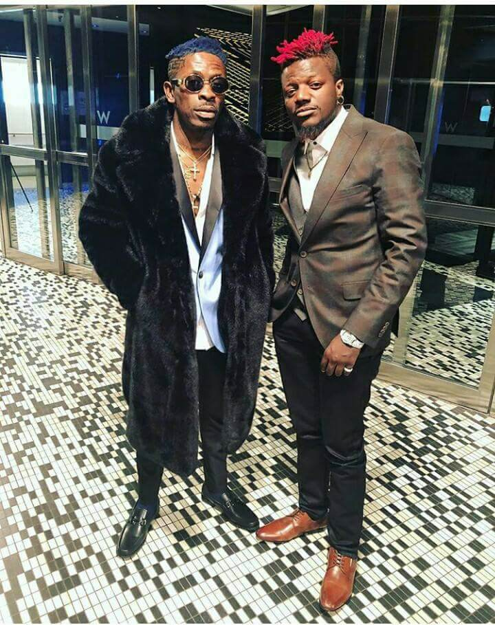 Shatta Wale's Diss Or Not  : Plenty Money Will Not Bring You Happiness - Pope Skinny Jabs