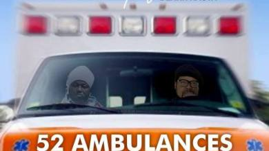 Photo of Download : Knii Lante Ft Blakk Rasta – 52 Ambulances