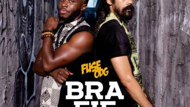 Photo of Lyrics : Fuse ODG – Bra Fie (Come Home) Ft Damian Jr Gong Marley