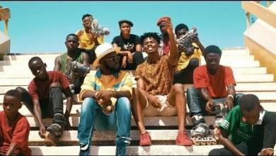 Photo of Video : M.anifest – Feels Ft. Kwesi Arthur