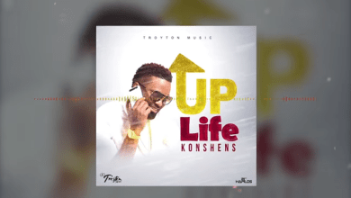 Photo of Download New : Konshens – Up Life (Prod By Troyton Music)