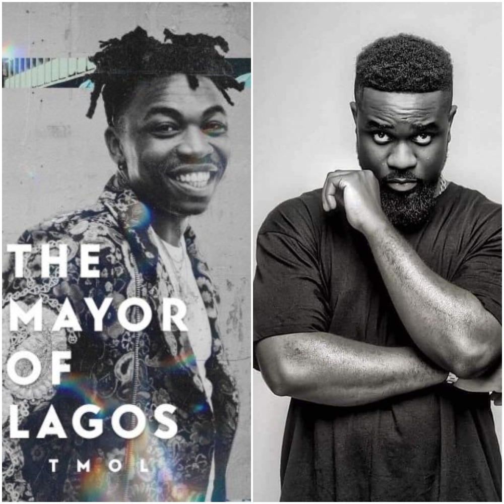 Download : Mayorkun x Sarkodie – Jonze Me (Prod. by Phantom)