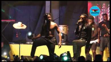 Photo of Video : Mr Eazi x Pappy Kojo x Patapaa Thrill Fans With 'Akwaaba' Song At Detty Rave 2
