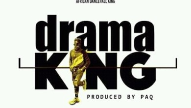 Photo of Download : Shatta Wale – Drama King (Prod. By Paq)