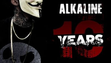 Photo of Download : Alkaline – 10 Years (Prod By Armzhouse Records)