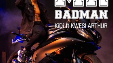 Photo of Download : KiDi x Kwesi Arthur – Mr. Badman (Prod. by MOG Beatz)