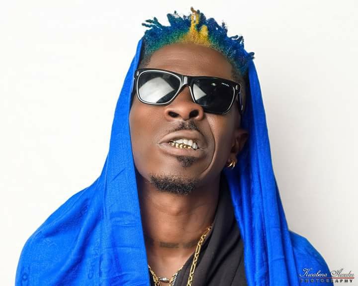 Download : Shatta Wale - Dem Seh