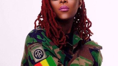 Photo of Download : Cynthia Morgan (Madrina) – Porshe Panamera