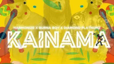 "Photo of Download : Harmonize – ""Kainama"" Ft Burna Boy x Diamond Platnumz"