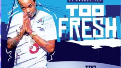 Photo of Download : Tommy Lee Sparta – Too Fresh (Prod. by J1 Production)