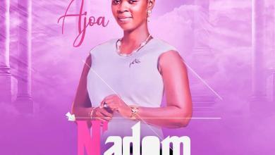 Photo of Download : Ajoa – N'adom (Grace Of God) (Prod By KC Beatz)