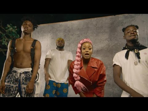 DJ Cuppy - Abena Ft. Kwesi Arthur x Shaydee x Ceeza Milli (Official Video)